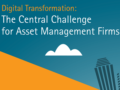 Accenture - Digital Transformation - the central challenge for Asset Management Firms