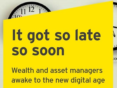 Wealth and asset managers awake to the new digital age